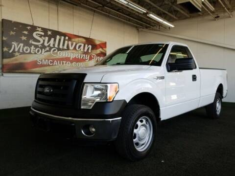 2011 Ford F-150 for sale at SULLIVAN MOTOR COMPANY INC. in Mesa AZ