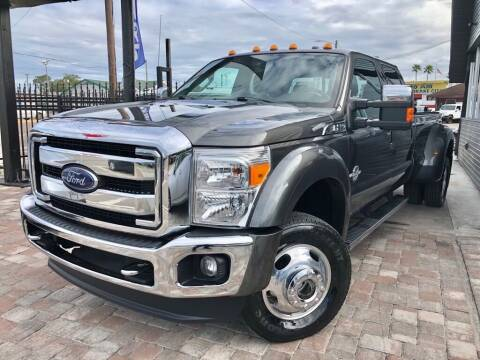 2016 Ford F-350 Super Duty for sale at Unique Motors of Tampa in Tampa FL