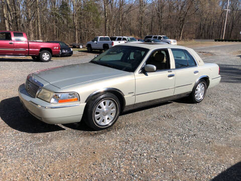 2004 Mercury Grand Marquis for sale at J.W. Auto Sales INC in Flemington NJ