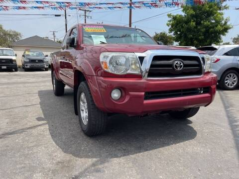 2008 Toyota Tacoma for sale at Tristar Motors in Bell CA