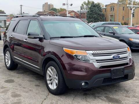 2011 Ford Explorer for sale at IMPORT Motors in Saint Louis MO