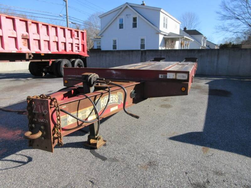 2004 ROGERS 20 T0N XXL for sale at ABC AUTO LLC in Willimantic CT