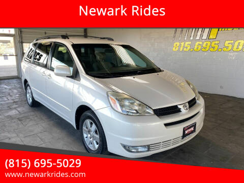 2004 Toyota Sienna for sale at Newark Rides in Newark IL