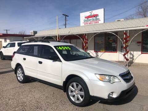 2008 Subaru Outback for sale at Senor Coche Auto Sales in Las Cruces NM