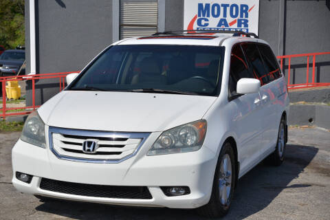 2010 Honda Odyssey for sale at Motor Car Concepts II - Kirkman Location in Orlando FL