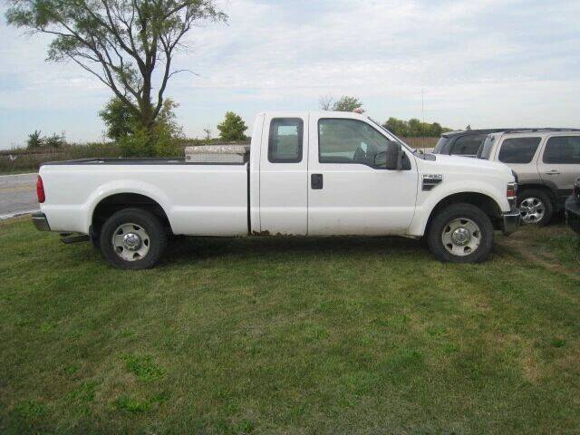 2008 Ford F-250 Super Duty for sale at BEST CAR MARKET INC in Mc Lean IL