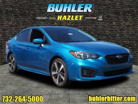 2019 Subaru Impreza for sale at Buhler and Bitter Chrysler Jeep in Hazlet NJ