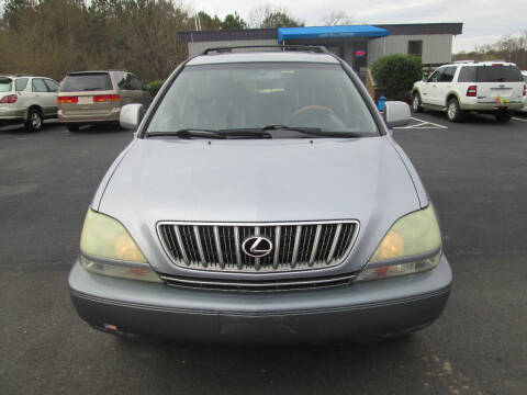 2002 Lexus RX 300 for sale at Olde Mill Motors in Angier NC