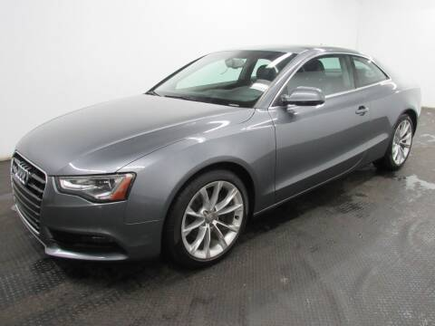 2013 Audi A5 for sale at Automotive Connection in Fairfield OH