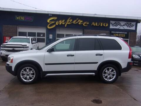 2004 Volvo XC90 for sale at Empire Auto Sales in Sioux Falls SD