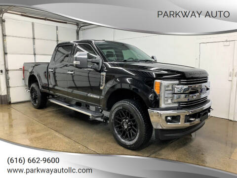 2017 Ford F-350 Super Duty for sale at PARKWAY AUTO in Hudsonville MI