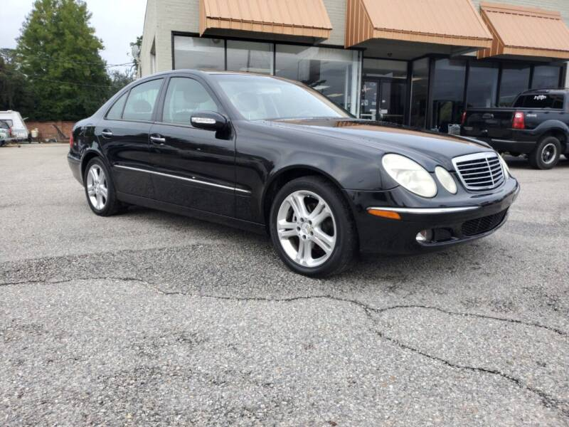2006 Mercedes-Benz E-Class for sale at Ron's Used Cars in Sumter SC