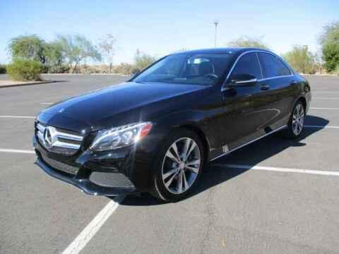 2015 Mercedes-Benz C-Class for sale at Corporate Auto Wholesale in Phoenix AZ