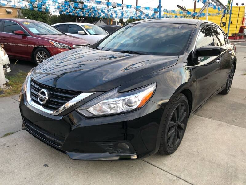 2017 Nissan Altima for sale at Plaza Auto Sales in Los Angeles CA