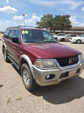 2000 Mitsubishi Montero Sport for sale at Buena Vista Auto Sales in Storm Lake IA