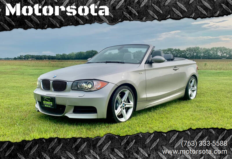 2009 BMW 1 Series for sale at Motorsota in Becker MN