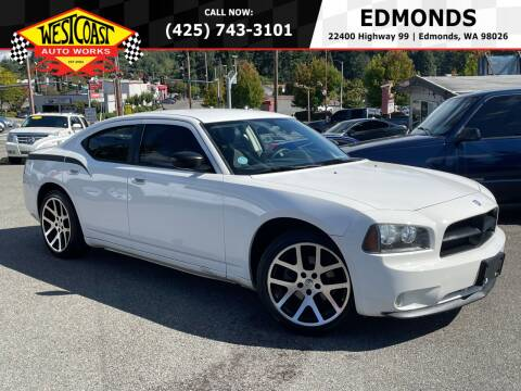 2008 Dodge Charger for sale at West Coast Auto Works in Edmonds WA
