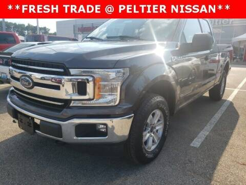 2018 Ford F-150 for sale at TEX TYLER Autos Cars Trucks SUV Sales in Tyler TX