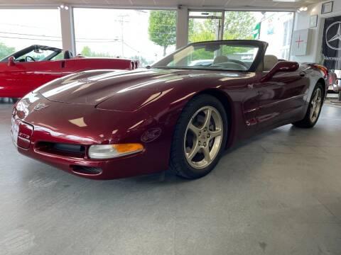 2003 Chevrolet Corvette for sale at Kar Kraft in Gilford NH