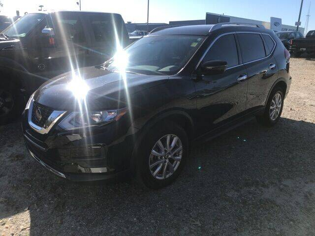 2020 Nissan Rogue for sale at BILLY HOWELL FORD LINCOLN in Cumming GA