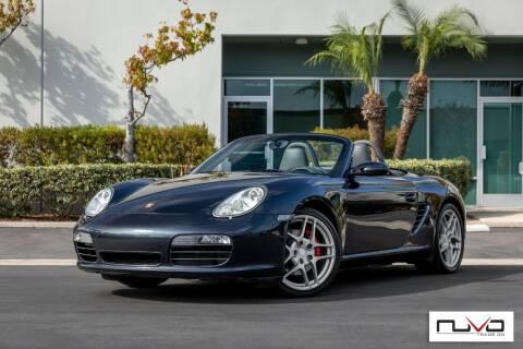 2005 Porsche Boxster for sale at Nuvo Trade in Newport Beach CA