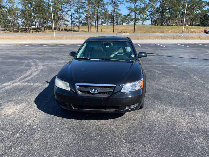 2008 Hyundai Sonata for sale at SELECT AUTO SALES in Mobile AL
