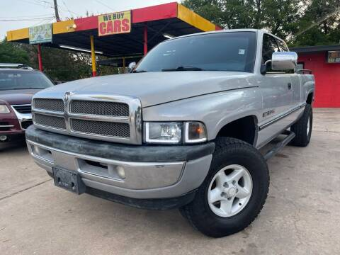 1997 Dodge Ram Pickup 1500 for sale at Cash Car Outlet in Mckinney TX
