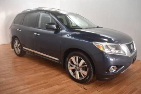 2013 Nissan Pathfinder for sale at Paris Motors Inc in Grand Rapids MI