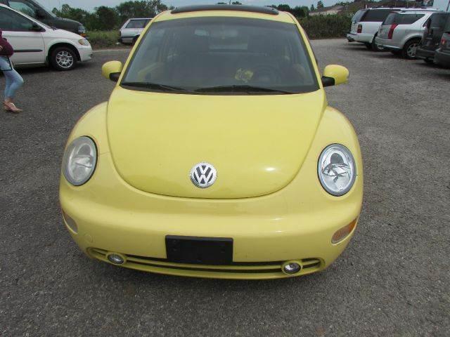 2005 Volkswagen New Beetle for sale at granite motor co inc in Hudson NC