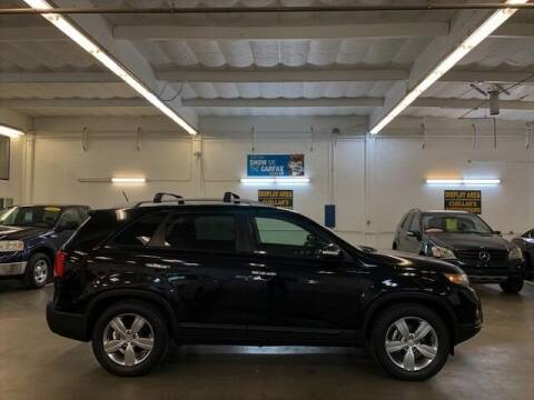 2013 Kia Sorento for sale at Cuellars Automotive in Sacramento CA