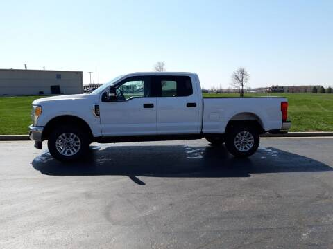 2017 Ford F-250 Super Duty for sale at Rustys Auto Sales - Rusty's Auto Sales in Platte City MO