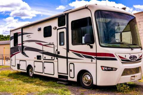 2014 Ford Motorhome Chassis