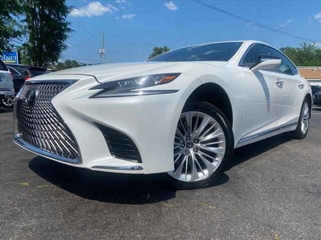 2018 Lexus LS 500 for sale at iDeal Auto in Raleigh NC