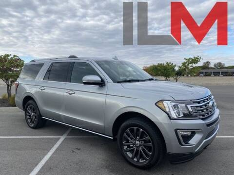 2020 Ford Expedition MAX for sale at INDY LUXURY MOTORSPORTS in Fishers IN