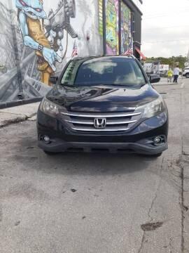 2012 Honda CR-V for sale at Rosa's Auto Sales in Miami FL