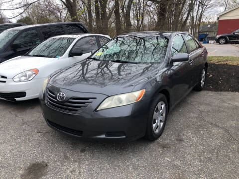 2007 Toyota Camry for sale at Barga Motors in Tewksbury MA