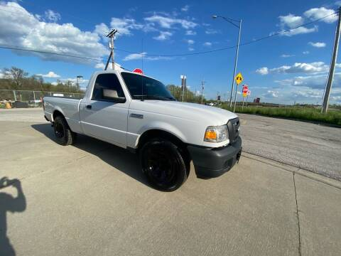 2007 Ford Ranger for sale at Xtreme Auto Mart LLC in Kansas City MO