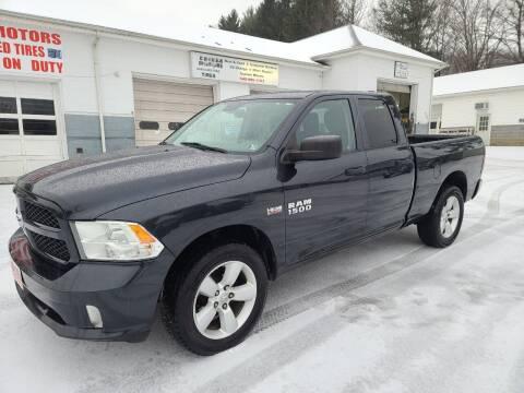 2014 RAM Ram Pickup 1500 for sale at Driven Motors in Staunton VA