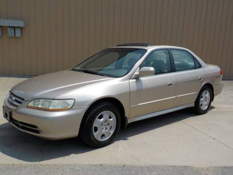 2002 Honda Accord for sale at Automotive Locator- Auto Sales in Groveport OH