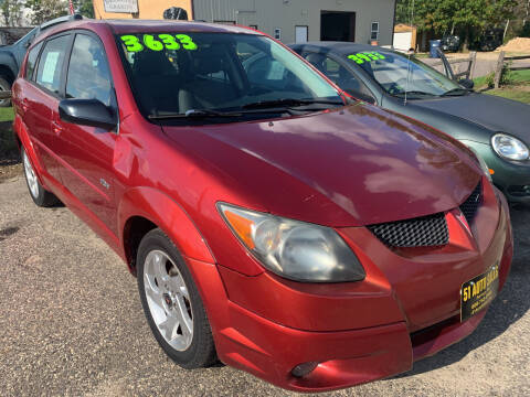 2004 Pontiac Vibe for sale at 51 Auto Sales Ltd in Portage WI