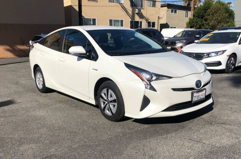 2017 Toyota Prius for sale at Eden Motor Group in Los Angeles CA