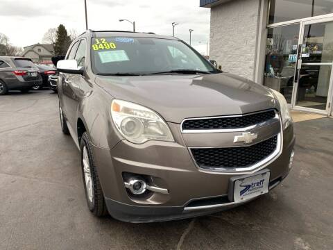2012 Chevrolet Equinox for sale at Streff Auto Group in Milwaukee WI