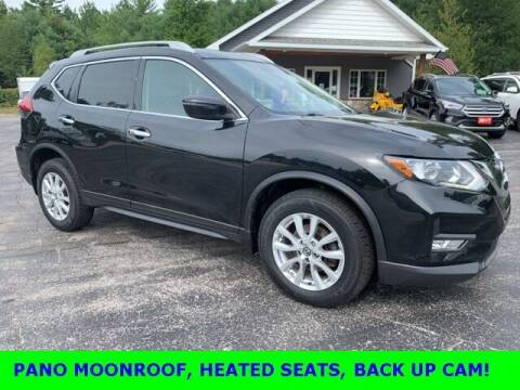 2017 Nissan Rogue for sale at Drivers Choice Auto & Truck in Fife Lake MI
