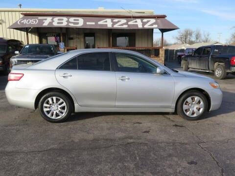 2009 Toyota Camry for sale at United Auto Sales in Oklahoma City OK