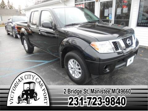 2019 Nissan Frontier for sale at Victorian City Car Port INC in Manistee MI