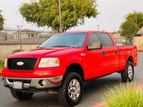 2006 Ford F-150 for sale at United Star Motors in Sacramento CA