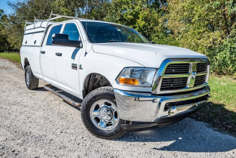 2012 RAM Ram Pickup 2500 for sale at Fruendly Auto Source in Moscow Mills MO