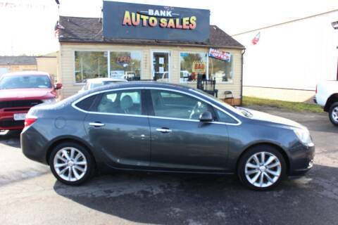 2013 Buick Verano for sale at BANK AUTO SALES in Wayne MI