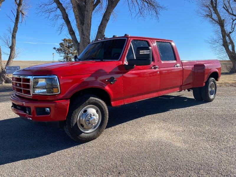 1995 Ford F-350 for sale at TNT Auto in Coldwater KS