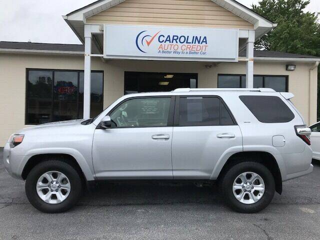 2018 Toyota 4Runner for sale at Carolina Auto Credit in Youngsville NC
